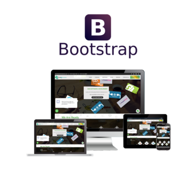 Website-Design-With-Bootstrap